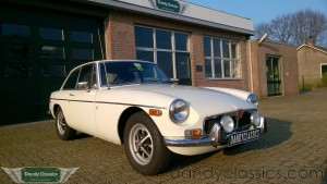 MGB GT overdrive