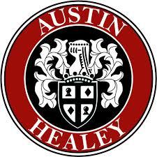 austin healey emblem