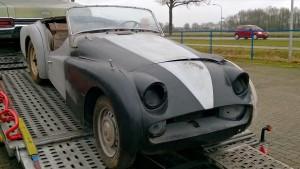 TR3 Triumph sold
