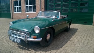 1966 MG MGB roadster