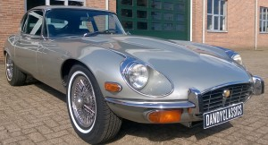 Jaguar E-type V12 coupe