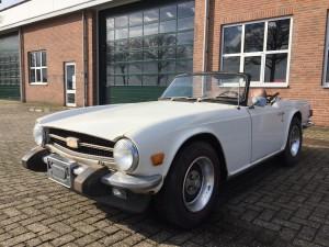 1975 Triumph TR6 1
