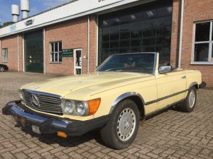 Mercedes 450 SL 1977