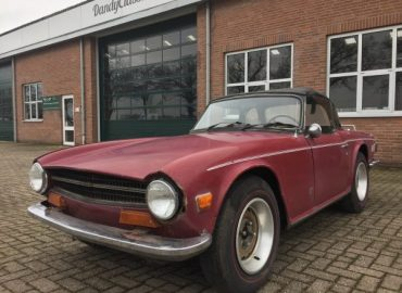 Triumph TR6 Buyer's Guide