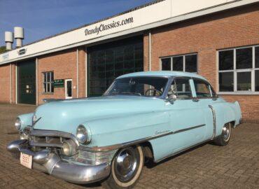 Neue Ankunft: 1951 Cadillac Series 62 sedan