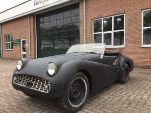 Triumph TR3 1959 1 for sale