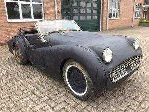 Triumph TR3 1959 3