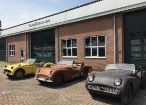 Triumph sports cars for sale