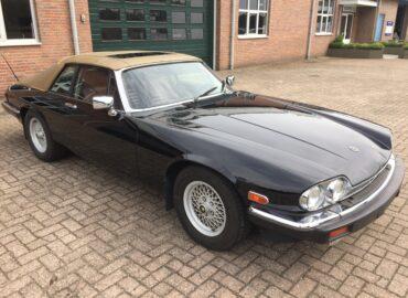 Nouveau: 1988 Jaguar XJ-S V12