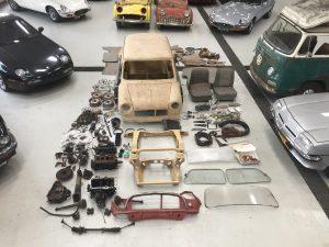 Austin Mini Cooper Mk1 1963