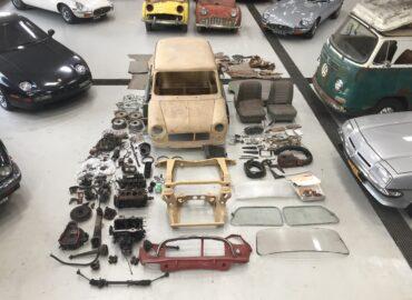 Nouveau: 1963 Austin Mini Cooper Mk1
