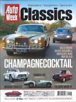 Autoweek classics Triumph barn find