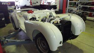 restoration assembly TR2