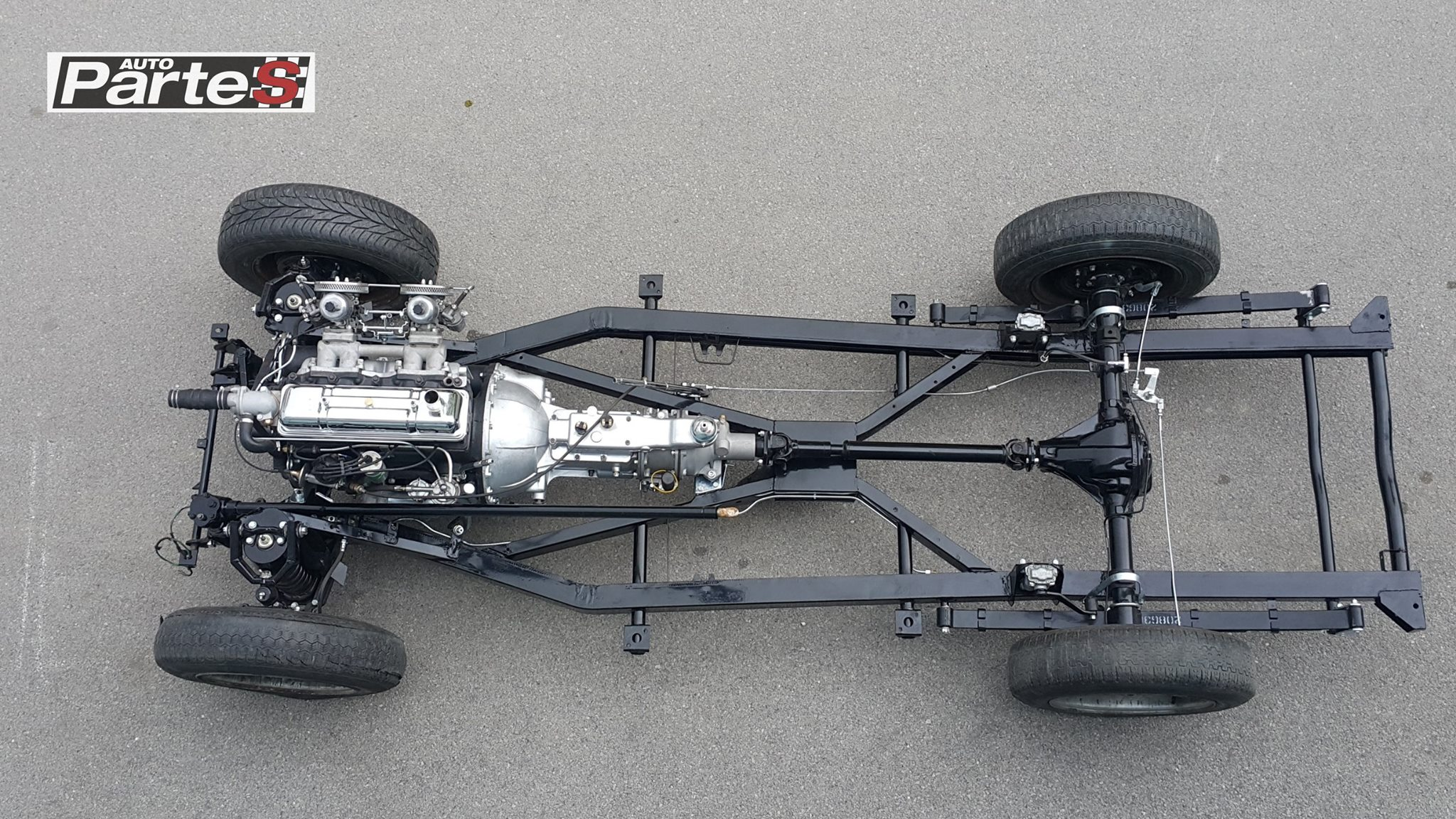 Superior Auto Parts >> Triumph TR2 better than new after epic restoration - Dandy Classics