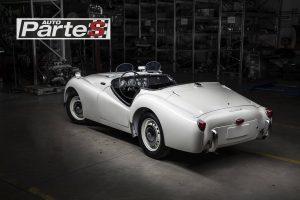 Triumph TR2 restored