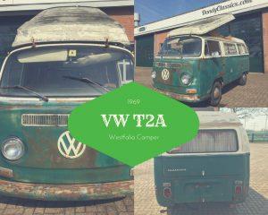 Camperstalling VW T2
