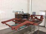 MGA frame restoration