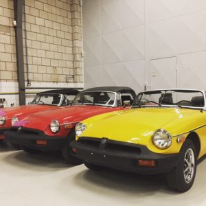 MG MGB classic british sports cars for sale