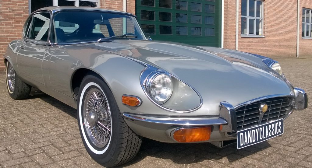 1973 Jaguar E-type V12 2+2