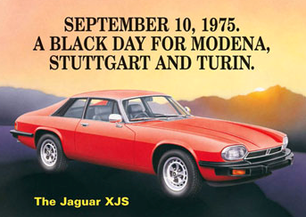 (English) Why the Jaguar XJS gets better with age – and why now is the time to get one