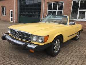 mercedes 450SL 1979 for sale