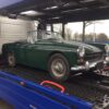 (English) Safe delivery of your classic car in times of COVID